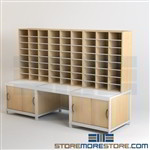 Office Mail Room Furniture Online Store Made in USA