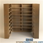Pharmacy Medication Storage Shelving Kits Casework Furniture