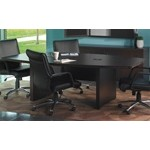 8' Conference Table, Boat Surface, #SMS-31-ACTB8