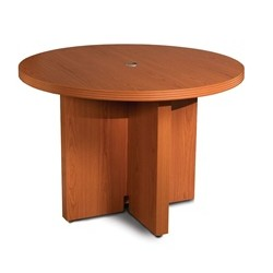 "42"" Round Conference Table, #SMS-31-ACTR42"
