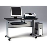 Mobile Computer Worktable, #SMS-31-SOHO8100TD