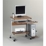 Portrait PC Desk Cart, #SMS-31-SOHO946