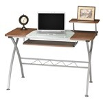 Vision Contemporary Computer Desk, #SMS-31-SOHO972