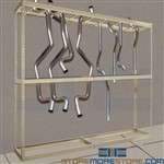 Tailpipe Storage Racks