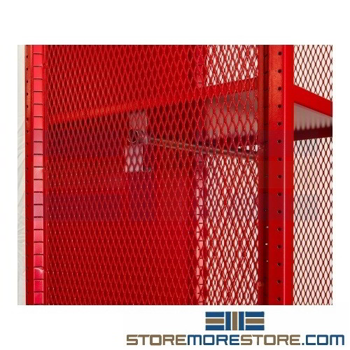 Bunker Gear Storage Racks Turnout Firefighter Clothing