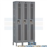 Perforated Air Flow Wardrobe Lockers