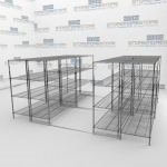 Wire Shelf Rack and Kitchen Wire Shelving