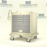 Hospital Cart Storage Cart | Surgical Equipment Storage Cart