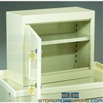Narcotic Storage Cabinet with Key Lock for Controlled Substances TNC-1 MPD