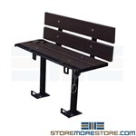 Holding Cell Bench