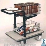 Mail Cart, Parcel Delivery cart,Luxi-Flex high quality Mail handcart