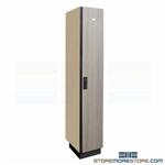 Keyless Personal Storage Lockers