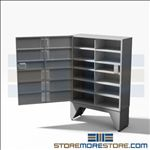 Ten Compartment Handgun Locker (Combo Locks)