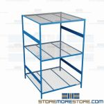 heavy duty storage rack and heavy duty bulk racks are Rousseau SRD5004W