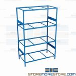 industrial metal storage rack and steel wire shelf are Rousseau SRD5022