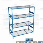 wall shelving and long span wall racks are Rousseau SRD5072W