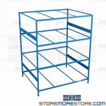 metal warehouse racking and heavy duty bulk storage racking systems are Rousseau SRD5074