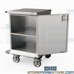 Surgical Instrument Carts Hospital Operating Room Case Carts Eagle ELCSC-2