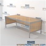 Mail flow desk sorting is a perfect solution for internal post offices and lots of accessories skirts on 3 sides The flexibility of modular mail furniture means you can easily reconfigure and move Let StoreMoreStore help you design your perfect mailroom