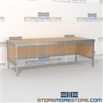 Mail flow rolling furniture is a perfect solution for interoffice mail stations long durable life and is modern and stylish design built using sustainable materials Full line for corporate mailroom Let StoreMoreStore help you design your perfect mailroom
