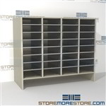 Hamilton Sorter L4-36E6 | SMS-90-L4-36E6 | 10550 Postal Furniture | Mailroom Furniture | Mail Equipment | Hamilton Sorter | Sorter | Mail Boxes