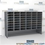 Hamilton Sorter L6-36E12 | SMS-90-L6-36E12 | 10550 Postal Furniture | Mailroom Furniture | Mail Equipment | Hamilton Sorter | Sorter | Mail Boxes