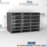 Hamilton Sorter S3-24 | SMS-90-S3-24 | 10550 Postal Furniture | Mailroom Furniture | Mail Equipment | Hamilton Sorter | Sorter | Mail Boxes
