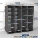 Hamilton Sorter S4-48 | SMS-90-S4-48 | 10550 Postal Furniture | Mailroom Furniture | Mail Equipment | Hamilton Sorter | Sorter | Mail Boxes