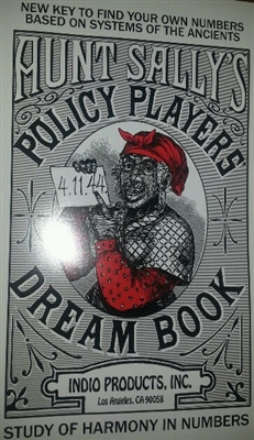 Aunt Sally's Policy Players' DreamBbook