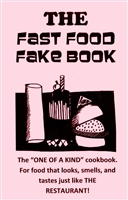 The Fast Food Fake Book