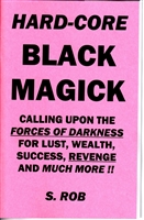 HARDCORE BLACK MAGICK book