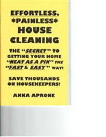 EFFORTLESS, PAINLESS HOUSE CLEANING book