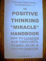 The Positive thinking Miracle Handbook