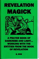 REVELATION MAGICK black and white magic