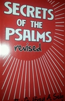 Secrets of the Psalms Book