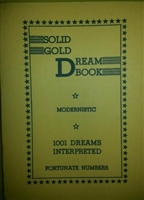 Solid Gold Dream Book by Rex Aquarius