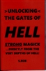 UNLOCKING THE GATES OF HELL book