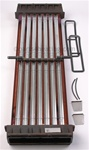 Teledyne Laars 10534704 Copper Heat Exchanger, 8 Tube Assembly, 850