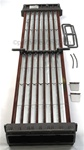 Teledyne Laars 10534706 Copper Heat Exchanger, 8 Tube Assembly, 1200