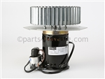 Reznor CAUA 174010 Venter Motor and Wheel Assy. (includes 1154A-H)