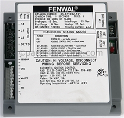 Parts4heating Com Fenwal 35 671922 151 Ignition Control Board