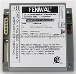 Fenwal 35-673914-553 Ignition Control 24 VAC Proven HSI W/Blower Relay