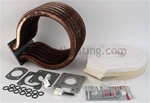 Pentair 77707-0234 Tubesheet Coil Kit 400K Pool Heater