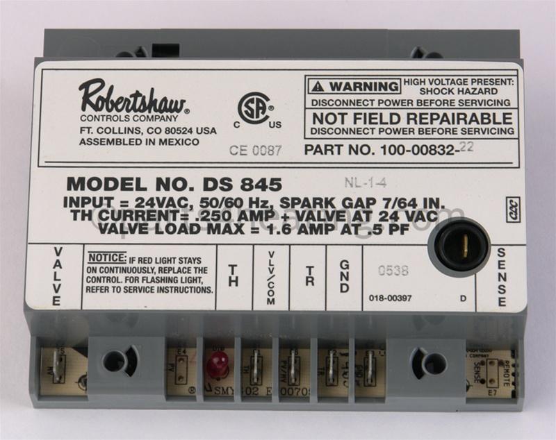 DS845 2?1435641069 robertshaw ds845 wiring diagram robertshaw ignition control 780 robertshaw ds845 wiring diagram at gsmx.co