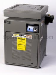 Teledyne Laars LG250N Lite2 Heater, 250,000 BTU, Millivolt Ignition and Control, Single Thermostat, Natural