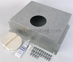 Parts4heating Com Teledyne Laars R0455503 Flue Collector