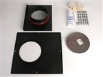Teledyne Laars R0467301 Sidewall Vent Kit, 250 and 300
