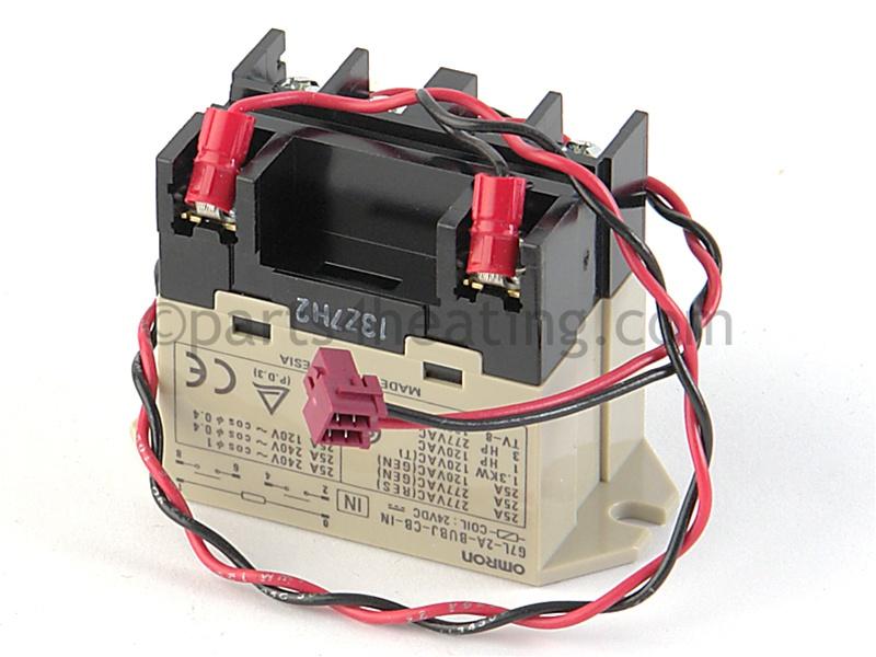 Parts4heating Com Jandy R0658100 3 Hp Relay W Custom Harness