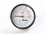 Winters T0715 Temperature & Pressure Gauge