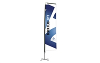 12 ft. - M Block Flag